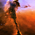Release - Eagle Nebula 2 by Jennifer Rondinelli Reilly - Fine Art Photography