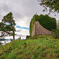 Remains Of Castle Lachlan by David Head