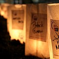 Rememberance Of Life - Luminaries At Relay by Chris Griffith