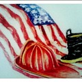 Remembering 9/11 by Patricia Ducher