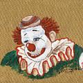 Remembering Felix Adler The Clown by Arlene  Wright-Correll
