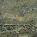 Reminiscence Of Brabant Saint Remy De Provence March - April 1890 Vincent Van Gogh 1853  1890 by Artistic Panda