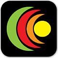 Remix - App Icon Black by Alex Art and Photo