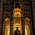 Remsen Building Window, Nyc by James Aiken