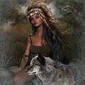 Rena Indian Warrior Princess by Ali Oppy