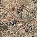 Renaissance Tangle Art by Stefanie Van Leeuwen