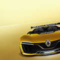 Renault Sport Spider 4k by Alice Kent