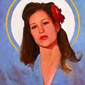 Renee 1940 by John Tartaglione