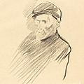 Renoir (first Plate) by Jean-louis Forain