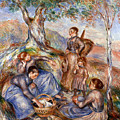 Renoir: Grape Pickers by Granger