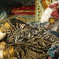 Renoir: Odalisque, 1870 by Granger