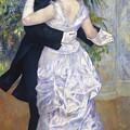 Renoir: Town Dance, 1883 by Granger