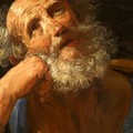 Repentant Peter 1637 by Reni Guido