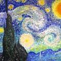 Replica Of Van Gogh by Katerina Wagner