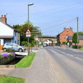 Repton Road - Willington by Rod Johnson