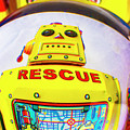 Rescue Yellow Bot by Garry Gay