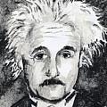 Resemblance To Einstein by Arline Wagner