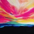 Reservation Sunset by Antoinette Thompson