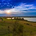 Reservoir Kelbra by Andreas Levi