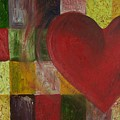 Resilience After Jim Dine by Maria Milazzo