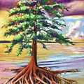 Resilient Cypress by Barbara Richert