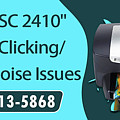 Resolve Hp Psc 2410 Scanner Clicking Grinding Noise Issues by HP Technical Support
