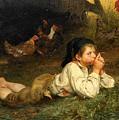 Rest In The Henhouse by Felix Schlesinger