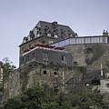 Restaurant At Rheinfels Castle by Teresa Mucha