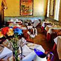 Restaurant In Red Bank 2 by Madeline Ellis
