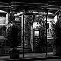 Restaurant Jeanne D'arc Bw by Bonnie Follett
