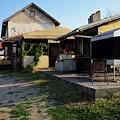 Restaurant On The Outskirts  by Piotr Kuzniar