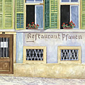 Restaurant Pfauen by Scott Nelson