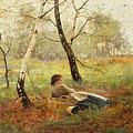 Resting by Benjamin Sigmund