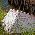 Resting Rowboat by Susan Cole Kelly