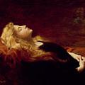 Resting by Victor Gabriel Gilbert