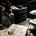 Retired Kitchen Relics by Lexa Harpell