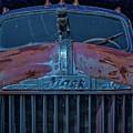 Retired Rusty Mack Iv by Tony Pushard