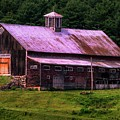 Retired Vermont Farm by Sherman Perry