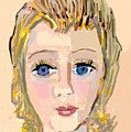 Retrato De Sarita by Carlos Camus