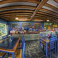 Retro Cafe by Ian Mitchell