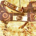Retro Film Cameras by Jorgo Photography - Wall Art Gallery