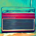Retro Radio by Dante and Sierra Gazzaniga