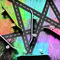 Retro Skaters Parade by Jorgo Photography - Wall Art Gallery