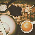 Retro Tea Background by Jorgo Photography - Wall Art Gallery