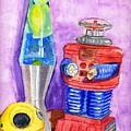 Retro Toys by Lynne Reichhart