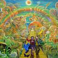 return from Hispaniola by Peter Rodulfo