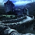 Return To The Dark Tower  by Andrea Mazzocchetti