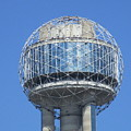 Reunion Tower by Anthony Schafer