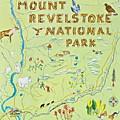 Revelstoke National Park by Virginia Ann Hemingson