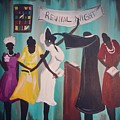 Revival Night by Theresa Cates
